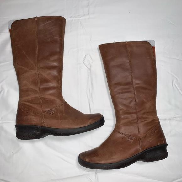 Keen Bern Baby tall boots